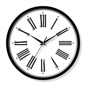Wall clock themes