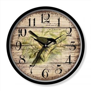 Antique quartz wall clock
