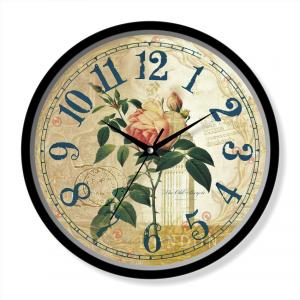 Shabby wall clock