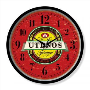 Brand name gift wall clock