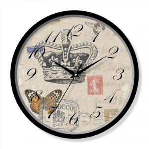 Shabby design clock