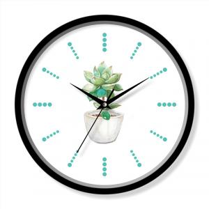 Simple quartz clock