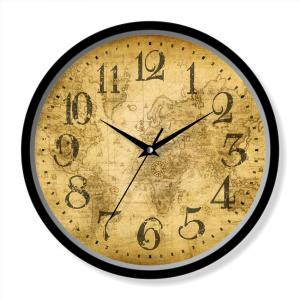 Plastic wall clock China