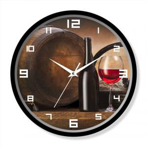 Wine promotion clock