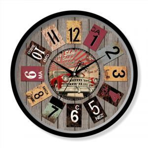 Promotion clock wholesale