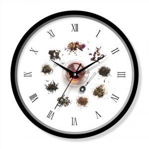 Taiwan movement wall clock
