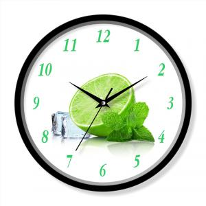 Kids room silent wall clock