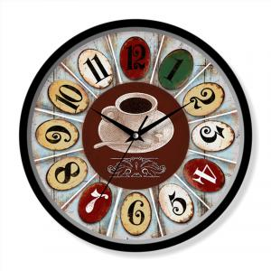 Souvenir gift quartz wall clock