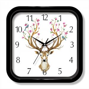 Large wall clock, modern design wholesale