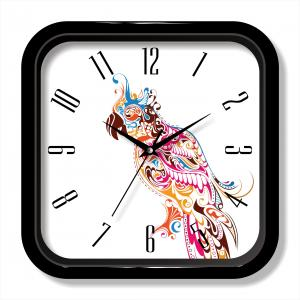 Quartz wall clock decor