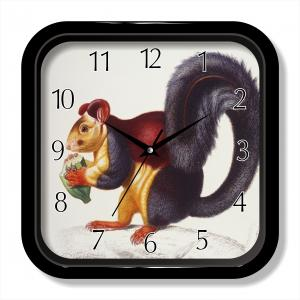 Animal design wall clock