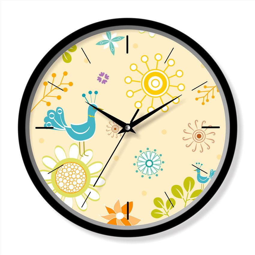 Promotion gift wall Clock